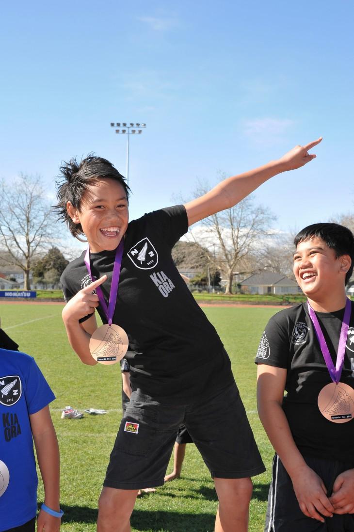 2011 Tamariki Sports & Cultural Day