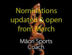 Māori Sports Coach