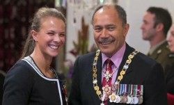 LISA CARRINGTON HONOURED