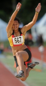 New Zealand Track and Field Championships, Day 1, 25 March 2011