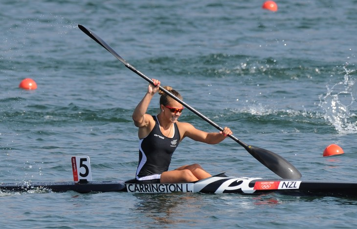 TWO GOLDS FOR LISA AT OPENING WORLD CUP