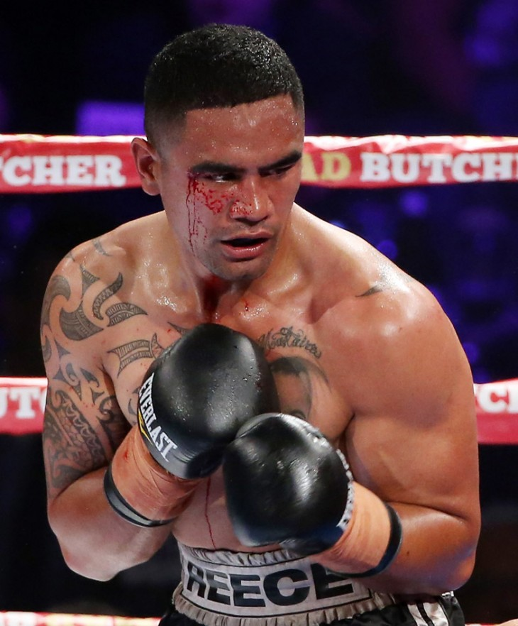 REECE PAPUNI PUTS LIGHT HEAVYWEIGHT DIVISION ON NOTICE