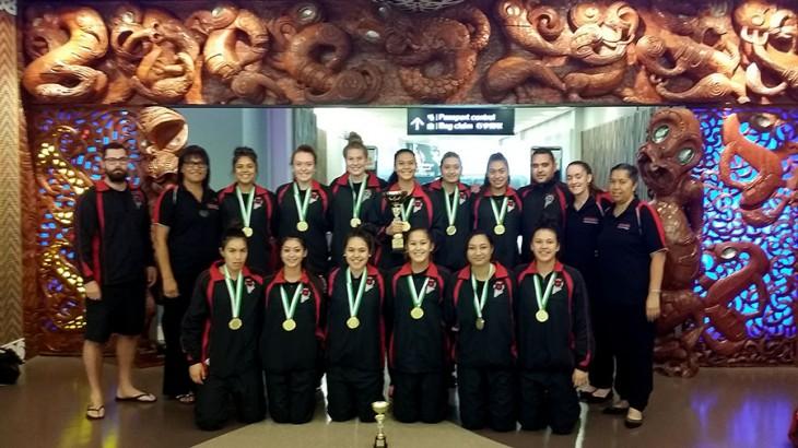 Aotearoa Maori Netball – GOLD MEDAL WINNERS