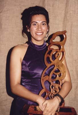 Noeline Taurua – Barnett – Senior Sportswoman of the Year