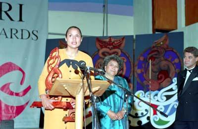 Waimarama Taumaunu – Sports Personality of the Year, Te Atairangikaahu