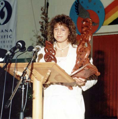 Cathy Millen – Senior Sportswoman