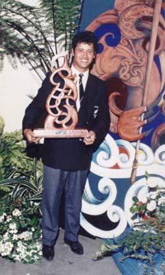 Michael Campbell – Senior Sportsman Winner