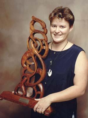 Tammy Jenkins – Senior Sportswomen of the Year