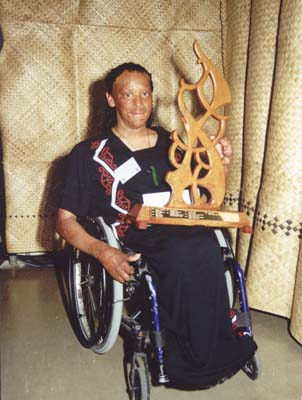 Maia Amai – Female Athlete with a Disability