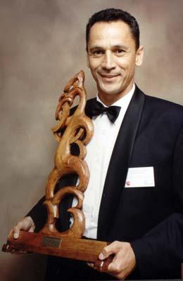 Matiu Te Pou – Coach of the Year
