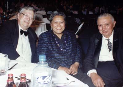 David Lange, Dame Te Atairangikaahu, Whatumoana