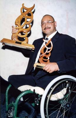 William Ray Beattie – Disabled Maori Sportsperson