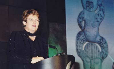 PM Jenny Shipley