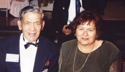 Koro John & Whaea Sue Turei