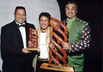 Kiwi Takao & presenters