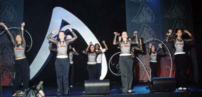 Te Arawa Dancers