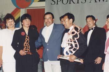 John Timu & Whanau – Senior Sportsman