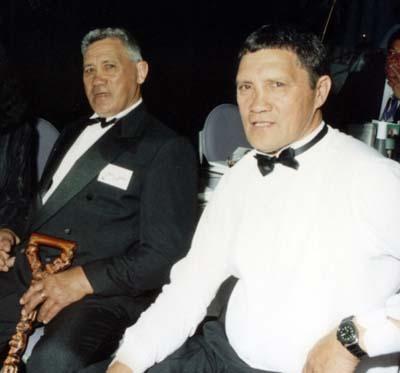 John and Victor Yates
