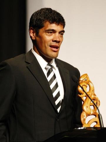 Maori Coach of the Year Stephen Kearney (rugby league). . Trillian Trust Maori Sports Awards, Manukau Events Centre, Auckland. Saturday 5 December 2009. Photo: Simon Watts/PHOTOSPORT