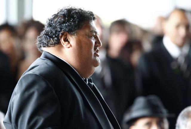 MP Parekura Horomia. Trillian Trust Maori Sports Awards, Manukau Events Centre, Auckland. Saturday 5 December 2009. Photo: Simon Watts/PHOTOSPORT