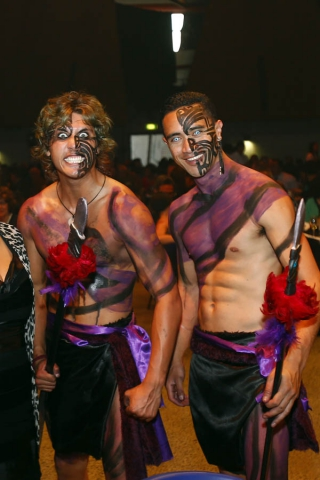 Maori Sports Awards, Telstra Pacific Events Centre Manukau, Saturday 24th November 2012. Photo: Shane Wenzlick / Photosport.co.nz