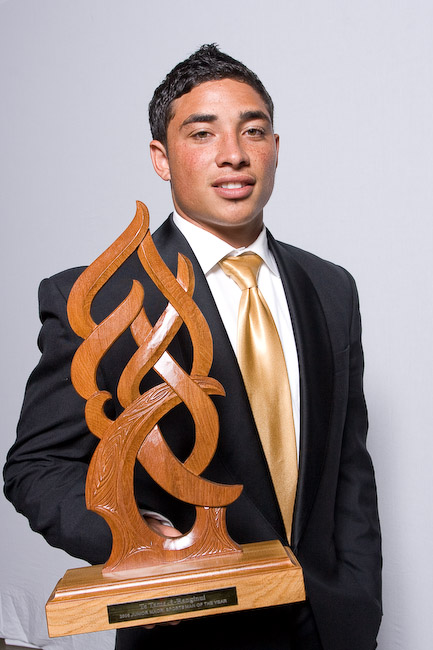 Kevin Locke (Junior Maori Sportsman)