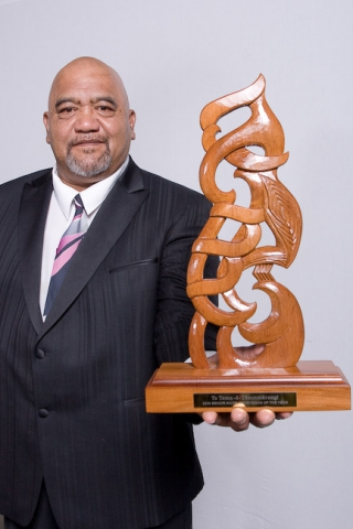 Ruben Wiki (snr) for Ruben Wiki (Senior Maori Sportsman)