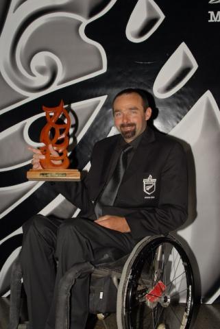 Disabled - Peter Martin