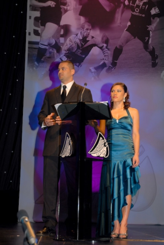 Presenters - Scotty & Stacey Morrison