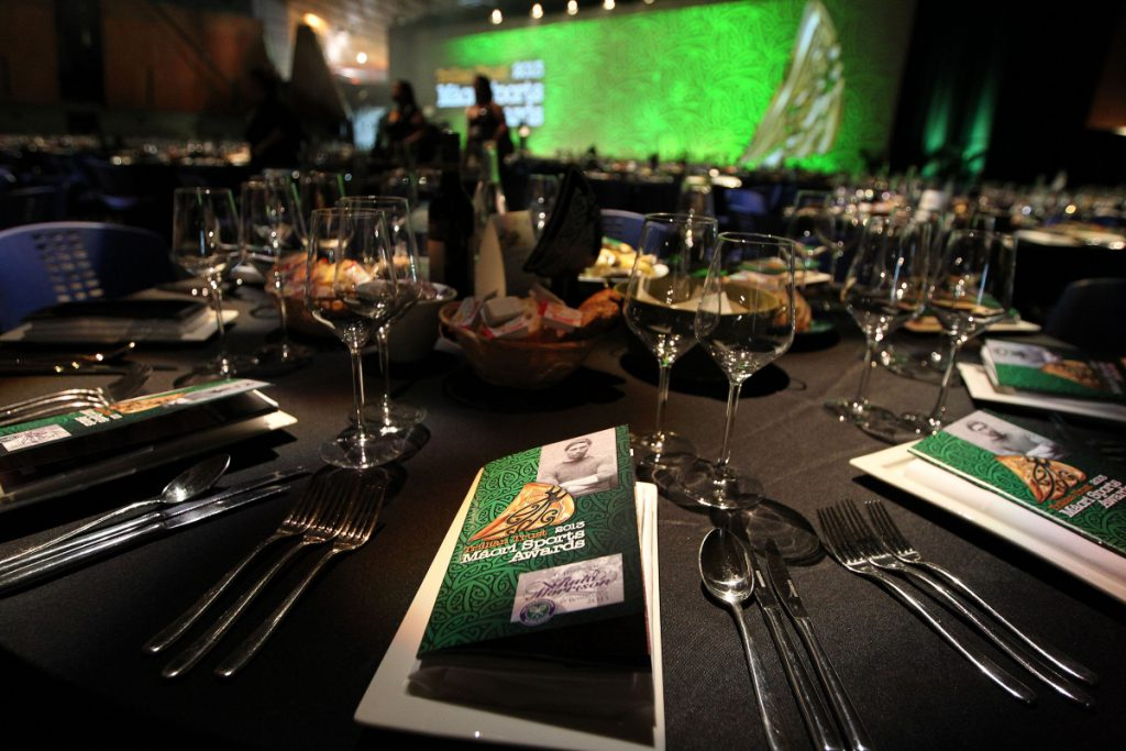 The 2013 Trillian Trust Maori Sports Awards at Vodafone Events Centre, Manukau. Photo: Fiona Goodall/photosport.co.nz