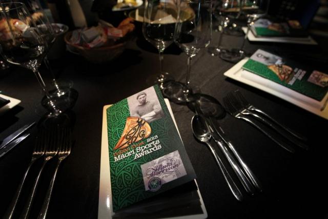 The 2013 Trillian Trust Maori Sports Awards at Vodafone Events Centre, Manukau. Photo: Fiona Goodall/photosport.co.nz