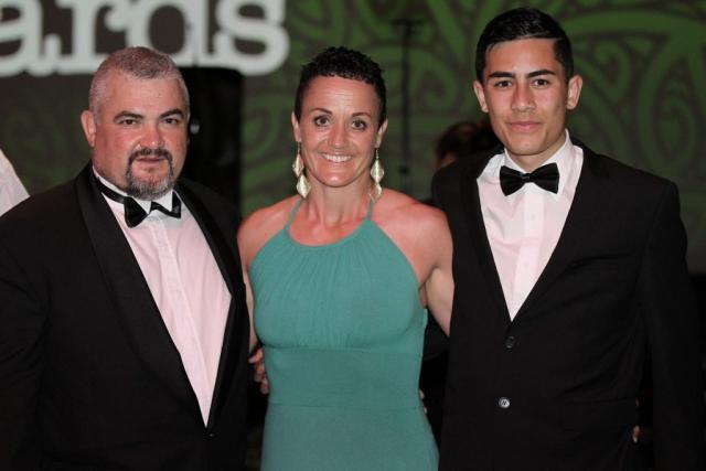 2013  Guests at the Trillian Trust Maori Sports Awards at Vodafone Events Centre, Manukau. Photo: Fiona Goodall/photosport.co.nz