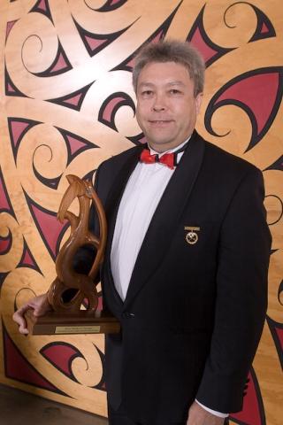 Paul Te Punga (Maori Sports Administrator)