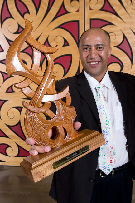 Wiremu Tamaki (Maori Sports Umpire / Referee)