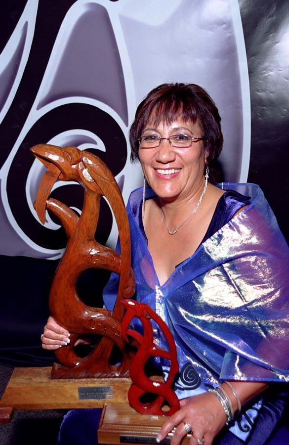 Mavis Mullins – Māori Sports Administrator