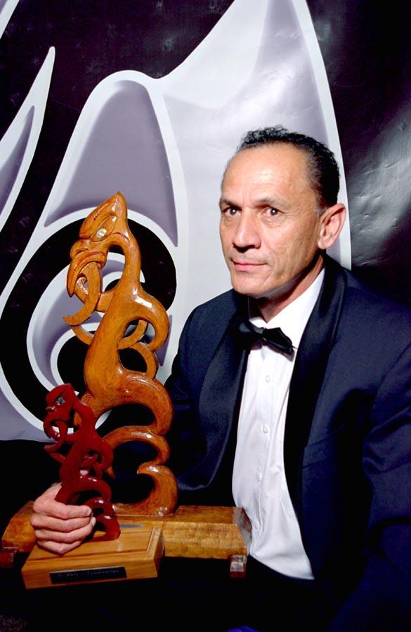 Matt Te Pou – Māori Sports Coach