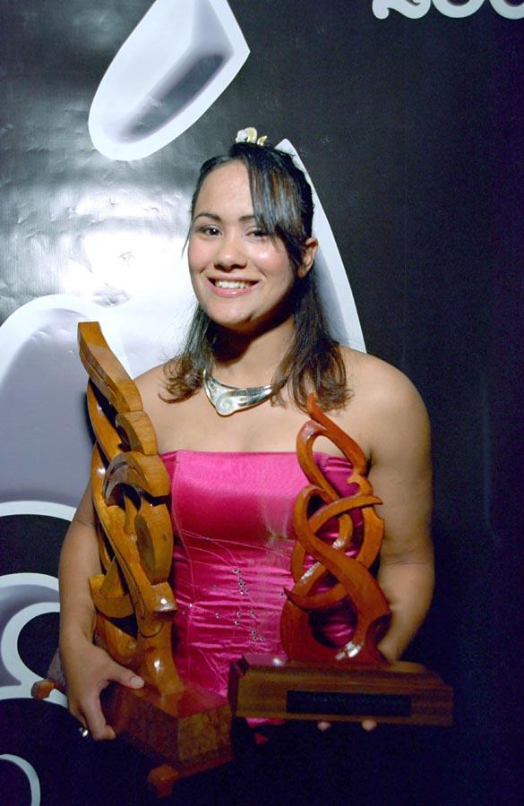 Nadine Stone – Junior Māori Sportswoman