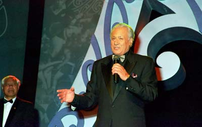 Sir Howard Morrison