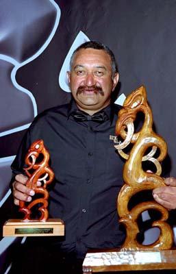 Chubb Tangaroa – Māori Sports Coach of the year