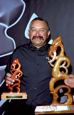 Chubb Tangaroa – Māori Sports Coach of the year