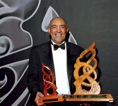 Tanerau Latimer's uncle - Junior Māori Sportsman of the year
