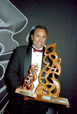 Jarrad Martin – Senior Māori Sportsman of the year