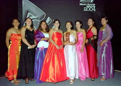 Hinerupe Maidens Junior 16 Girls – World Champions