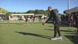 Lawn bowls champ encourages more Māori to participate in the sport