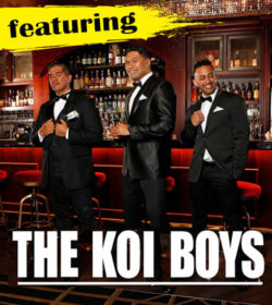 GOLD COAST BASED 'THE KOI BOYS' TO PERFORM AT THE 2018 PRESTIGIOUS MAORI SPORTS AWARDS, SATURDAY 24 NOVEMBER AT MANUKAU