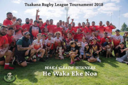 TUAKANA RUGBY LEAGUE – TOURNAMENT RESULTS
