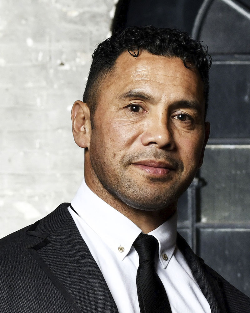 Ruben James Wiki Onzm Maori Sports Awards