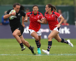 Portia Woodman World Rugby Women's Sevens Player of the Decade