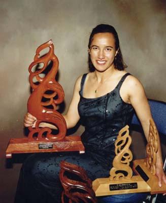 Dr Farah Palmer – Senior Sportswoman & Sports Person of the Year