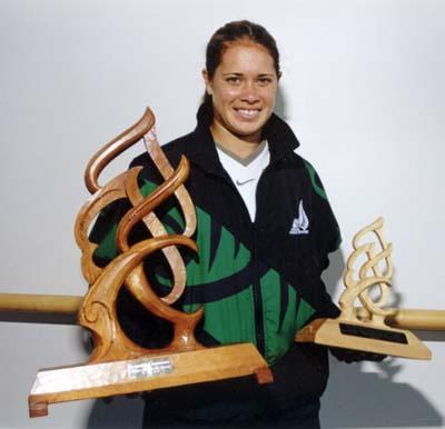 Rewa Hudson – Junior Sportswoman of the Year